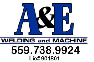 A & E Welding Visalia